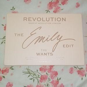 Makeup Revolution London Emily Edit